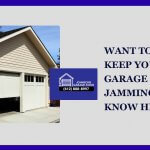 garage door repair Want to Keep Your Garage Door Jamming Free, Know Here! 1