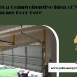 Get a Comprehensive Idea of Your Garage Door Here
