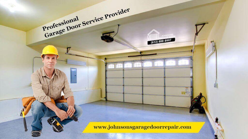 professional garage door service provider
