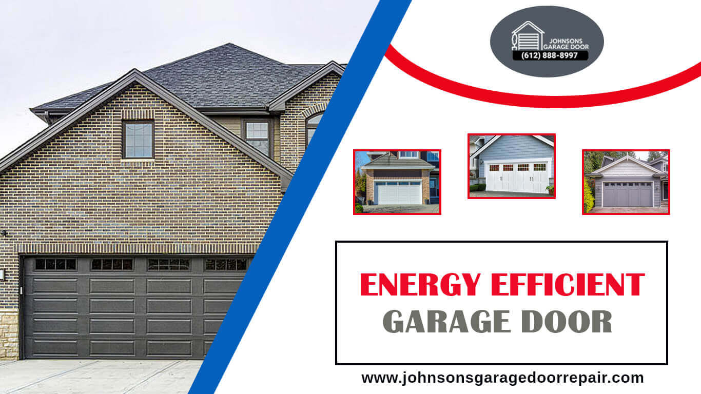 energy efficient garage door