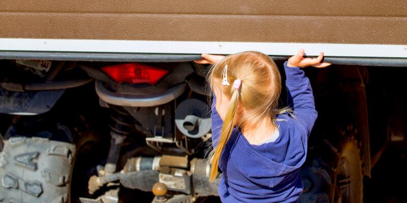7 Tips to Keep Your Child Safe Around Your Garage Door - Johnson's Garage Door Repair