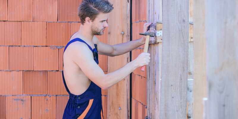 Do not Try to Do It Yourself Call a Pro Now - Johnson's Garage Door Repair