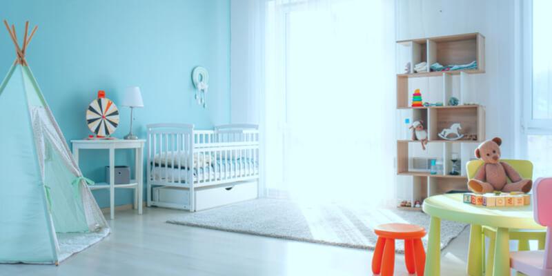 10 Transferring to the baby room - Johnson's Garage Door Repair