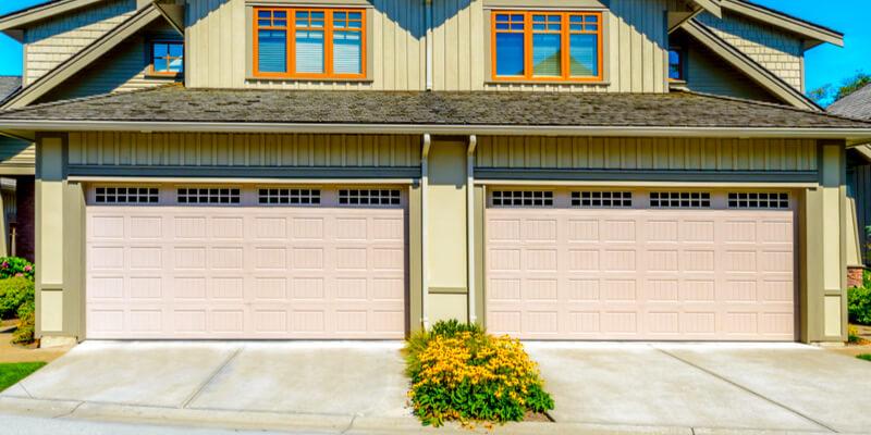 Below are the Different Types of Garage Door basically - Johnson's Garage Door Repair 1
