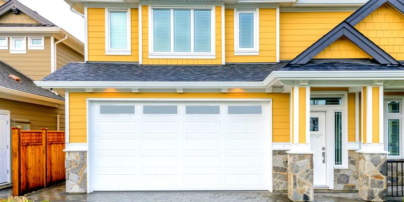 Below are the Different Types of Garage Door basically - Johnson's Garage Door Repair