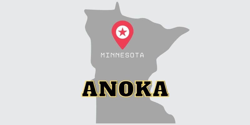 Anoka garage door repair