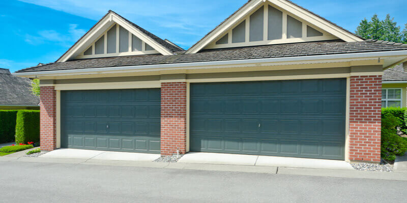 garage door makeover and repair - Johnson's Garage Door