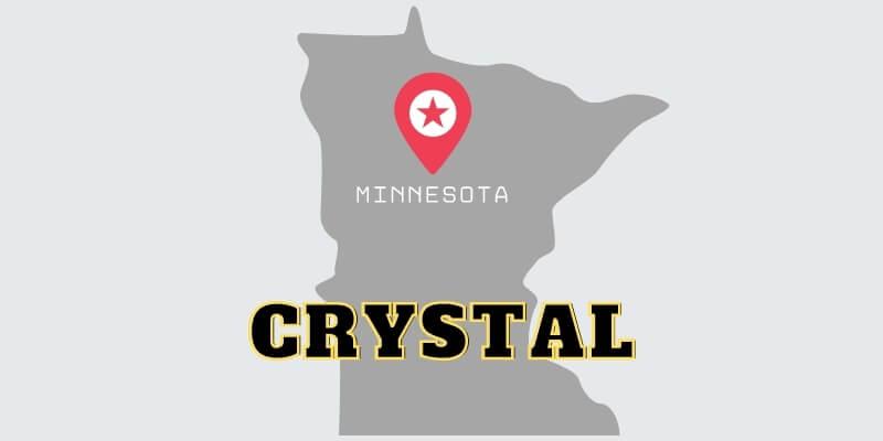 Crystal garage door repair