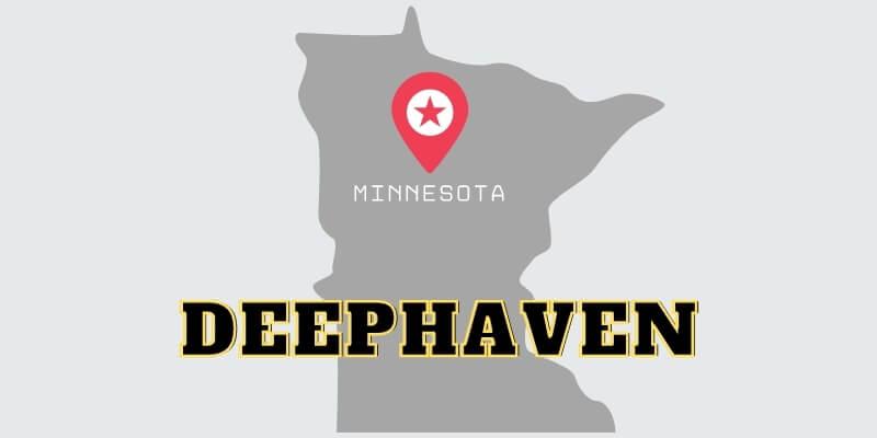 Deephaven garage door repair