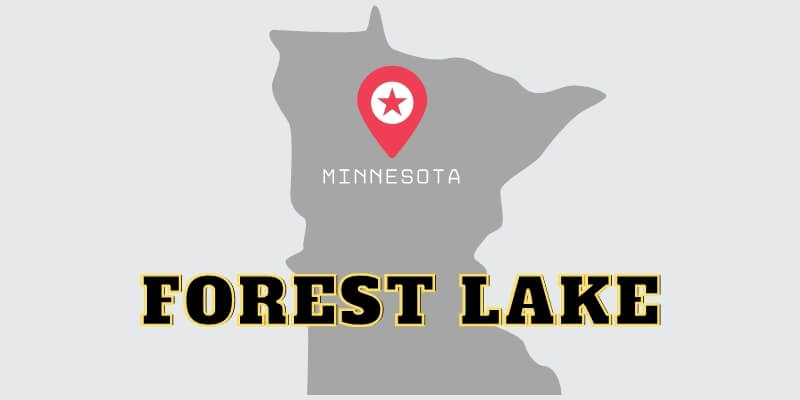 Forest Lake garage door repair