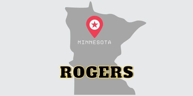 Rogers garage door repair
