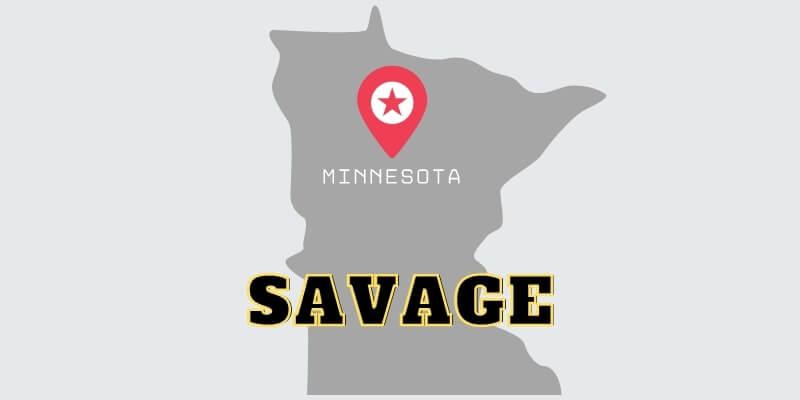 Savage garage door repair