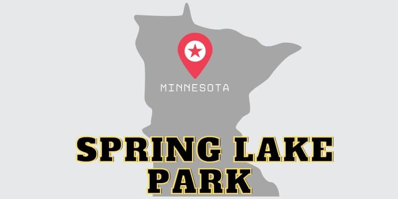 Spring Lake Park garage door repair