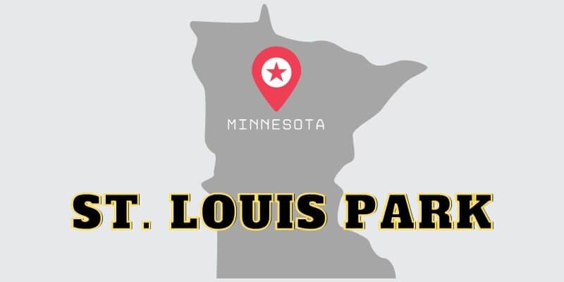 St. Louis Park garage door repair