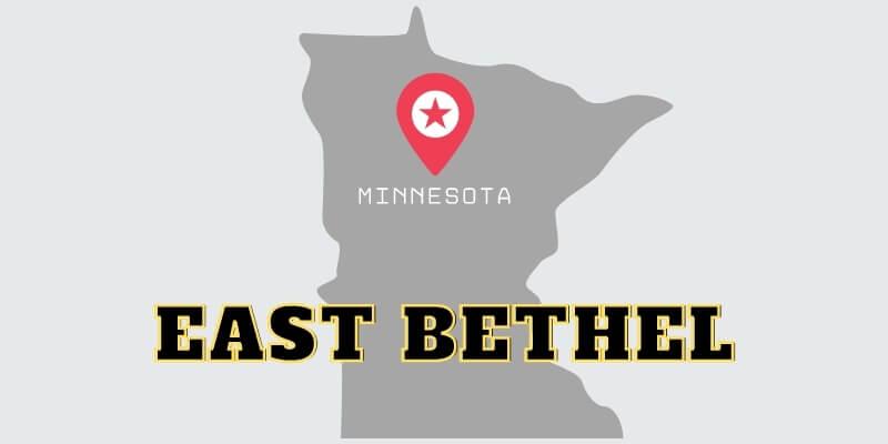 east bethel garage door repair