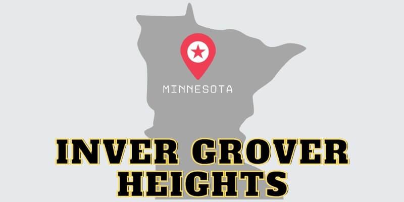 inver grover heights garage door