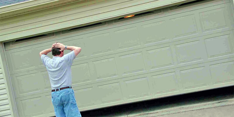 garage door closer repair - Johnsons Mobile Garage Door Repair