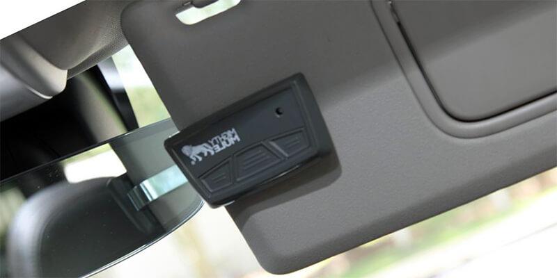 garage door opener keypad - Johnsons Mobile Garage Door Repair