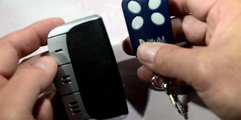 garage door opener remotes - Johnsons Mobile Garage Door Repair