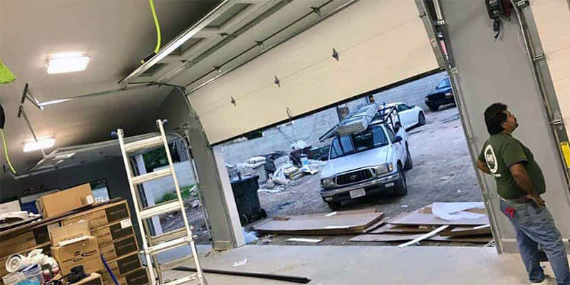 garage door repair and installation - Johnsons Mobile Garage Door Repair