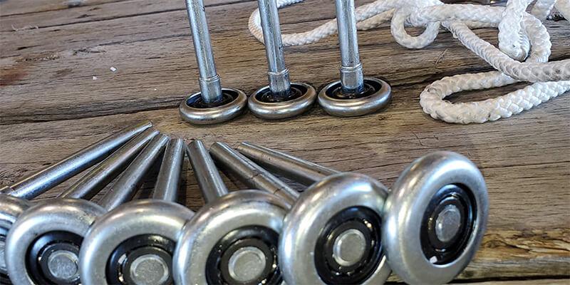 garage door rollers repair - Johnsons Mobile Garage Door Repair