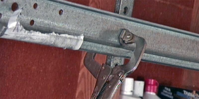 Garage Door Opener Bracket - Johnsons Mobile Garage Door Repair